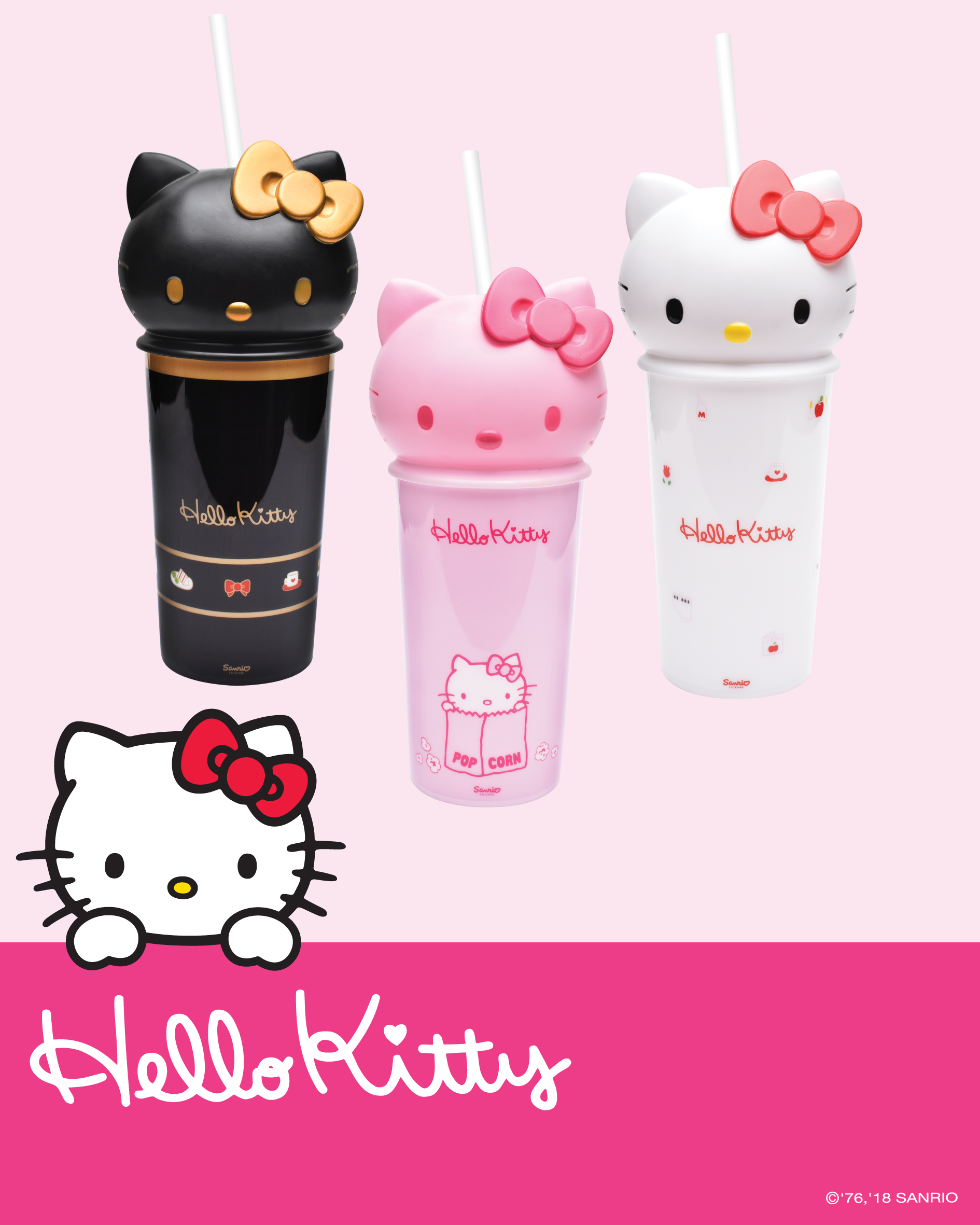'Hello Kitty, 2018' - TOY CUP - CGV